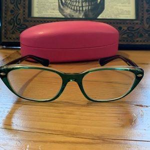 RayBan Cat Eye Glass Frames